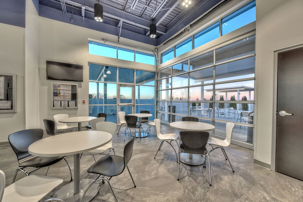 Bnsf Logistics Us Headquarters Corporate Flooring