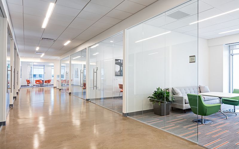 Flooring project brixmor corporate office mohawk group for Mohawk flooring headquarters