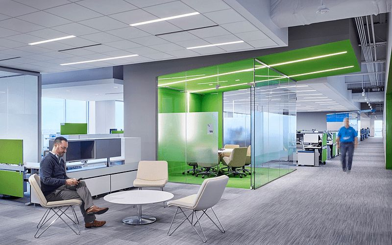 Commercial Flooring Project: FedEx Corporate HQ | Mohawk Group