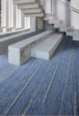 Carpet Tile Gravitational Tile Sulpher Mohawk Group