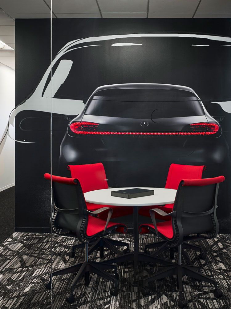 Mercedes benz usa hq corporate flooring installation mohawk group download altavistaventures Image collections