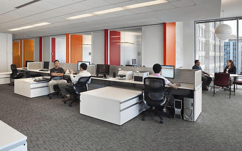 Education Flooring Project: VA Tech | Mohawk Group