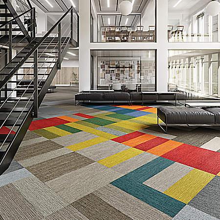 Commercial carpet flooring mohawk group color balance tile 12by36 tyukafo