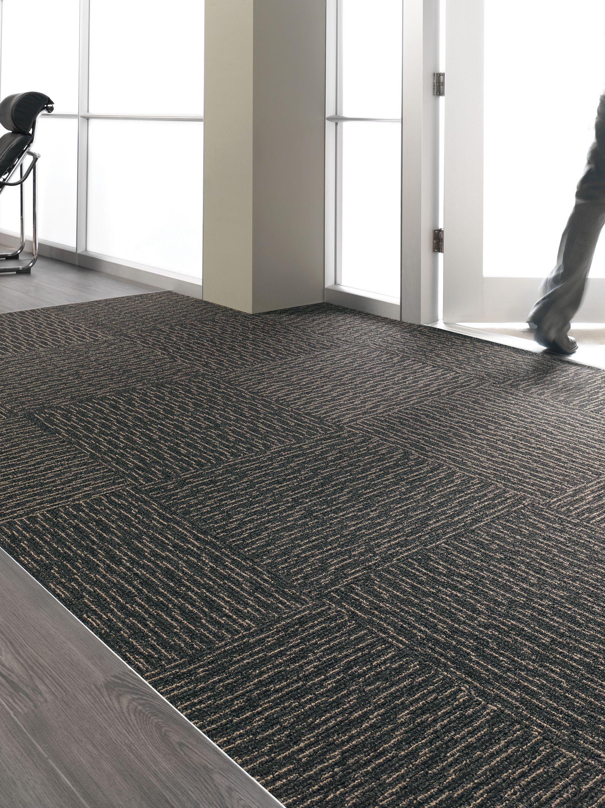 Carpet Tile Walk Off Step In Style Ii Tile Obsidian