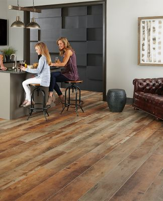 Our Hardwood And Laminate Products Are Designed For Eco Friendly Homes.  Learn More