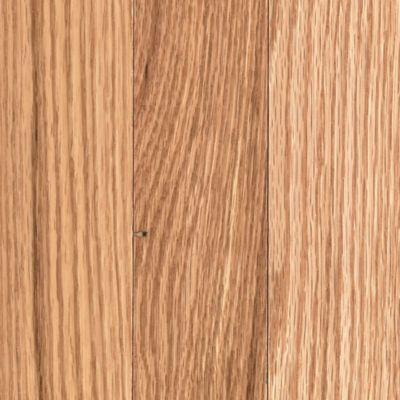 Color Red Oak Natural