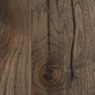 American Style Weathered Hickory Hardwood Flooring