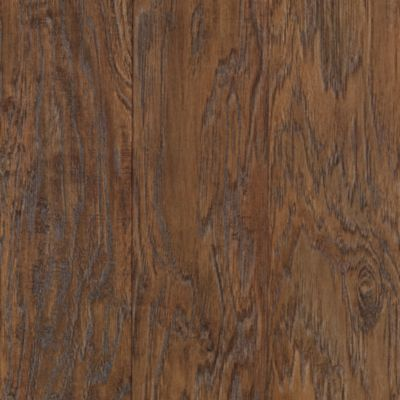 Bourbon mill rustic suede hickory laminate flooring for Mohawk laminate flooring