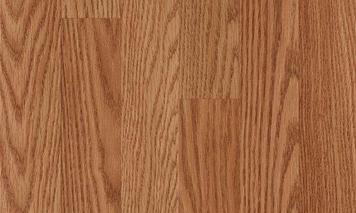 Color Natural Red Oak Strip
