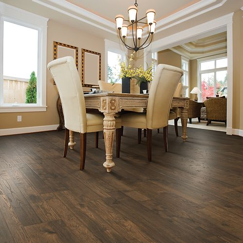Brookdale Hickory Pergo Timbercraft Wetprotect Laminate
