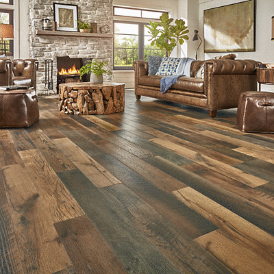 Valley Grove Oak Pergo Timbercraft Wetprotect Laminate