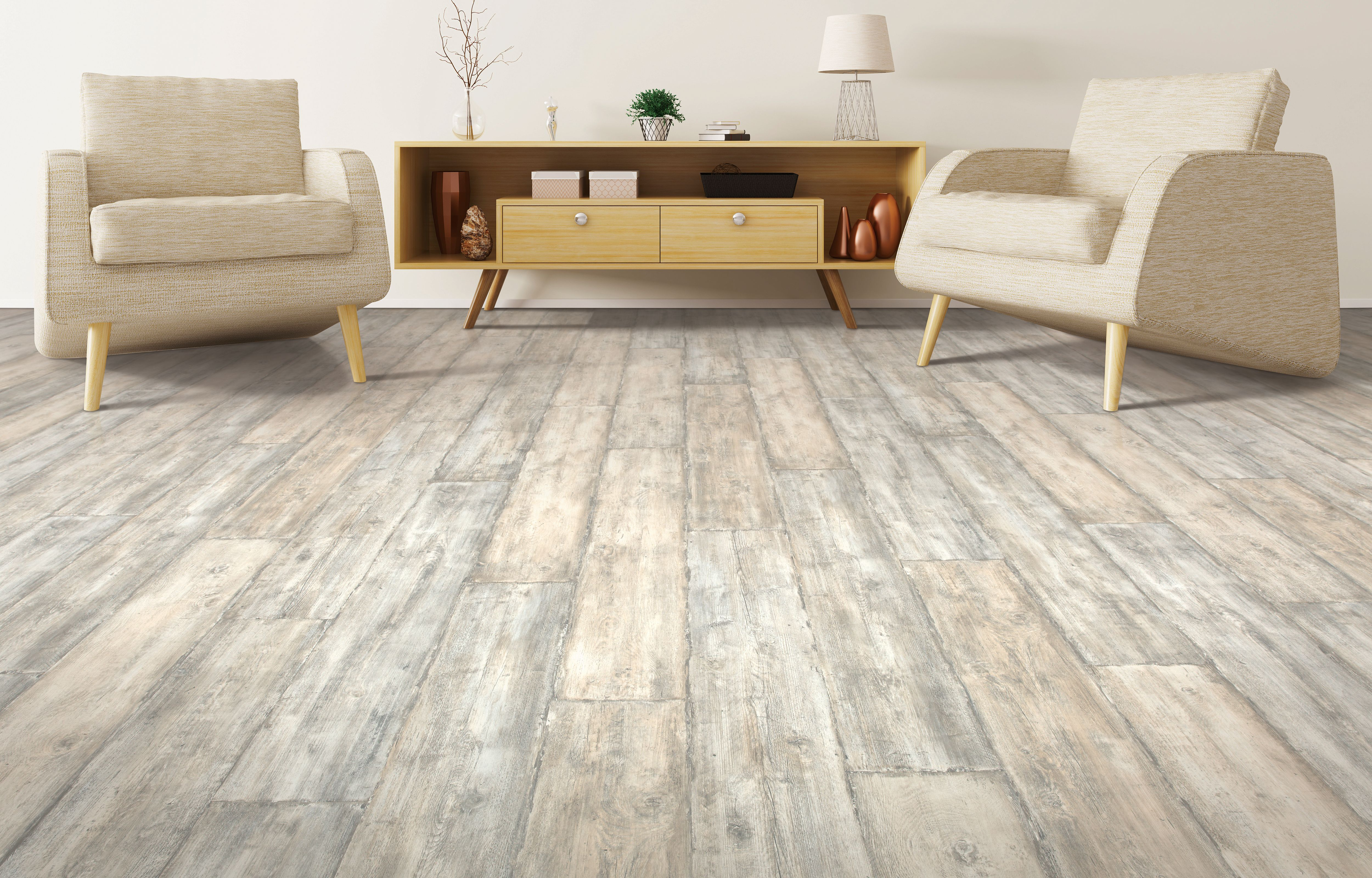 Salted Oak Pergo Outlast With