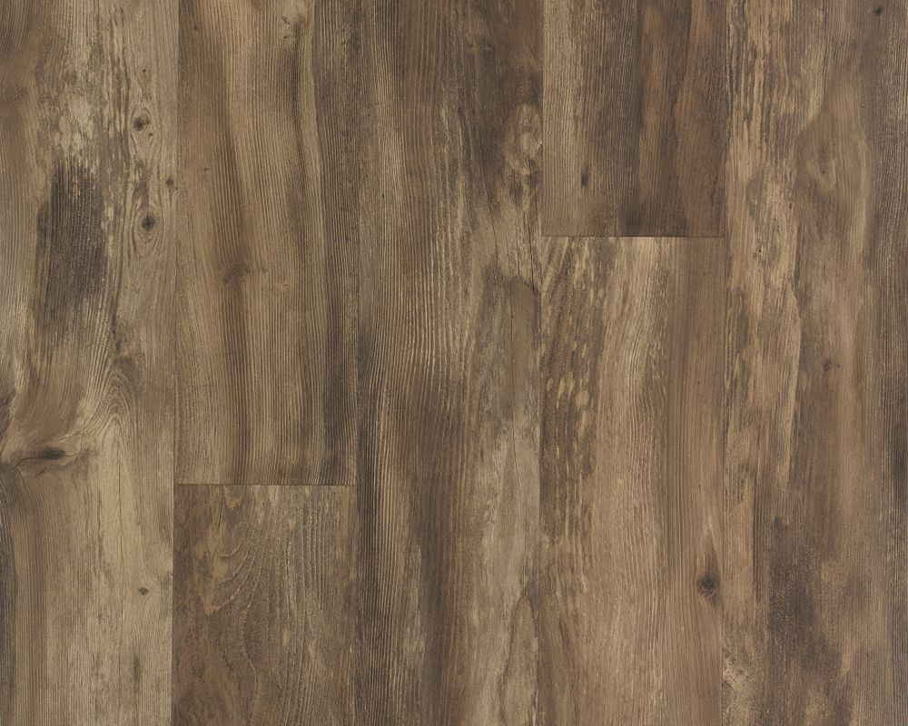Weathered Grey Wood Pergo Outlast With