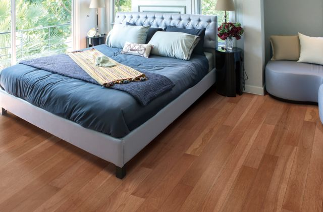 Hardwood Flooring Lifestyle Bedroom Image