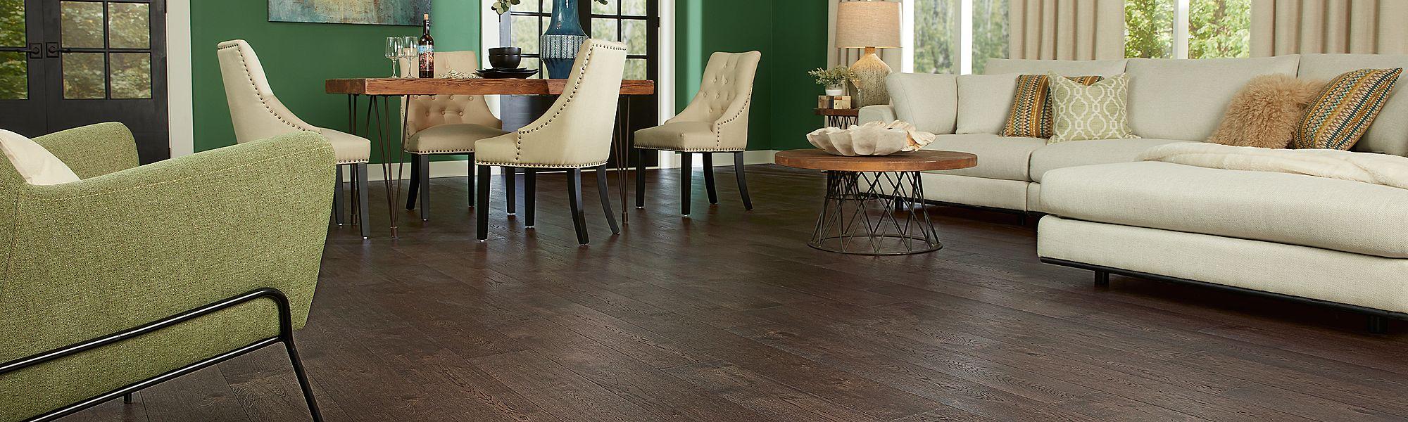 Hardwood Flooring Solid Engineered