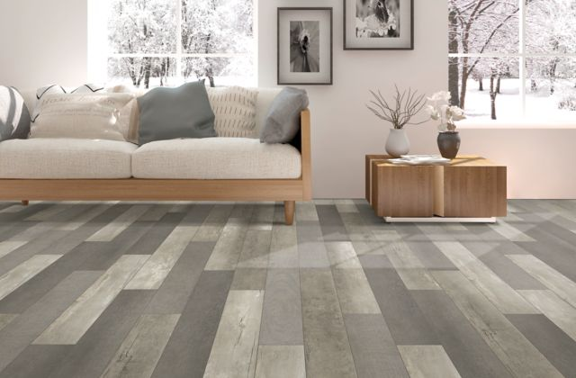 Pergo Luxury Vinyl Flooring Lifestyle Living Room Image