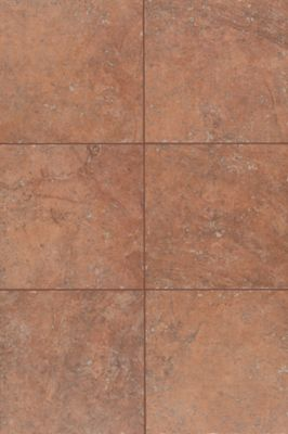 Egyptian Stone Floor Luxor Red Tile
