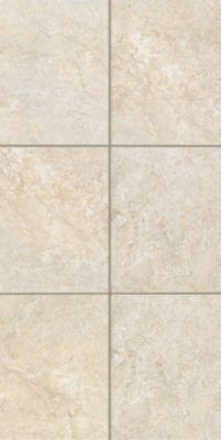 Delanova Floor Tile, Chiara Cream Tile Flooring | Mohawk Flooring