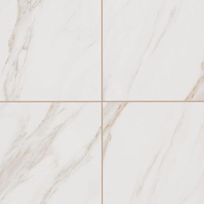 Bogerra Floor Bianco Cararra Tile Flooring Mohawk Flooring