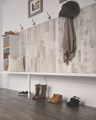 Laminate On Walls Looks Great Easy To Install Laminate On