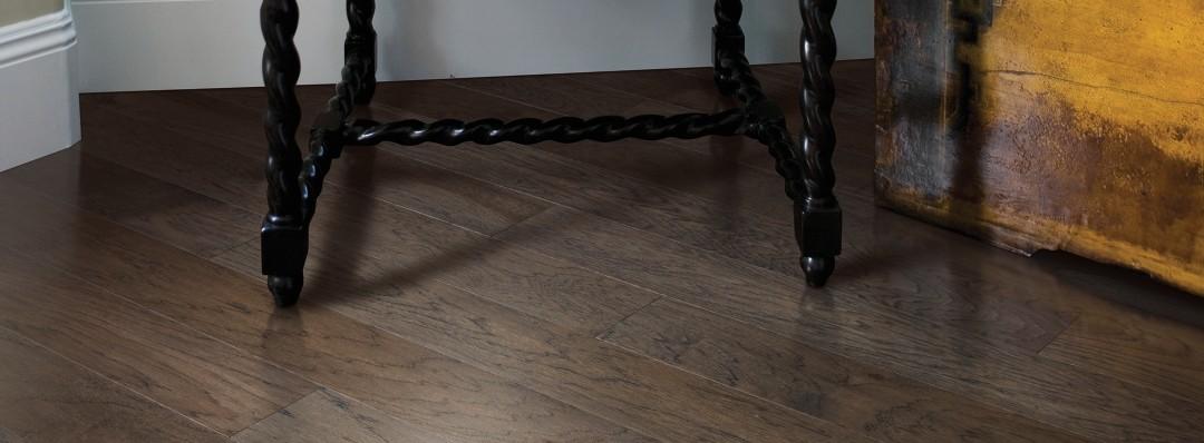 American Heritage Weathered Hickory Hardwood Flooring