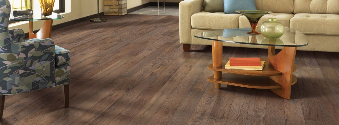 Bayview Laminate, Toasted Chestnut Laminate Flooring | Mohawk Flooring