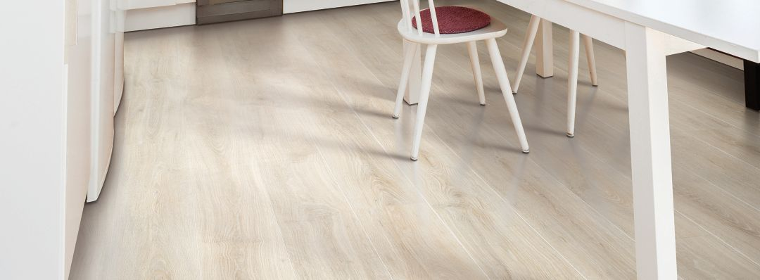 Rustic Legacy Laminate Sandcastle Oak Laminate Flooring
