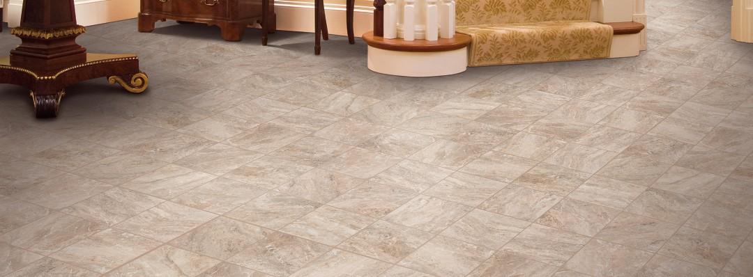 Ava Terina Crema Tile Flooring Mohawk Flooring