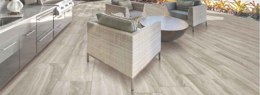 Trovato Tile Montage Grey Tile Flooring Mohawk Flooring